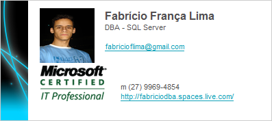 Fabrício Lima Virtual Card